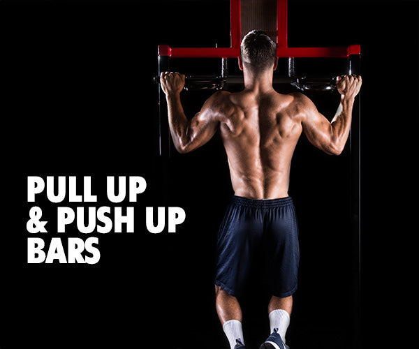 ProSourceFit - Cross-Training Pull-Up and Push-Up Bars