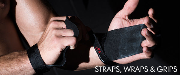 ProSourceFit - Cross-Training Weightlifting Straps Wraps and Grips