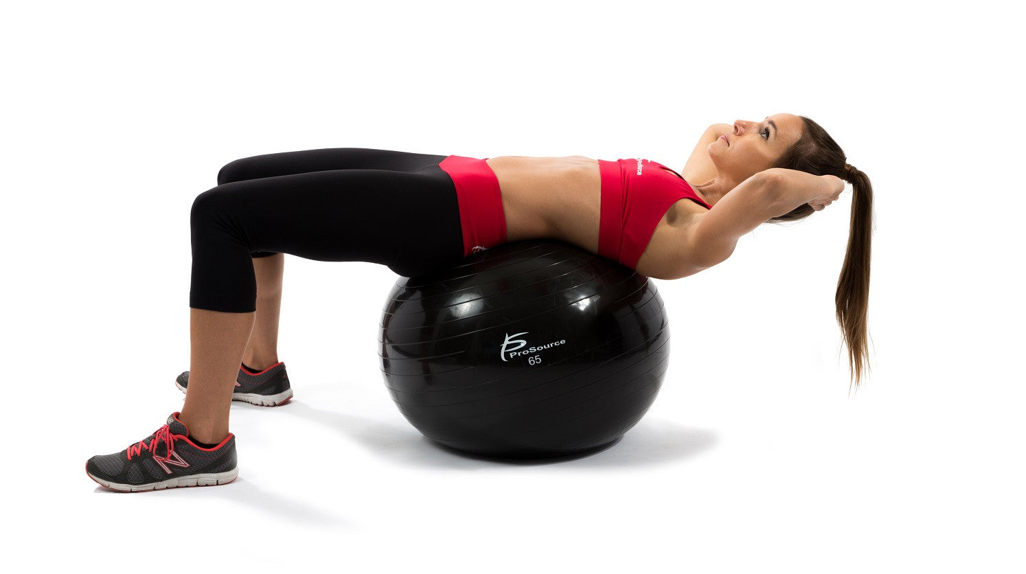 ProSource Stabillity Exercise Balls - swiss ball | exercise ball chair | workout ball | best exercise ball