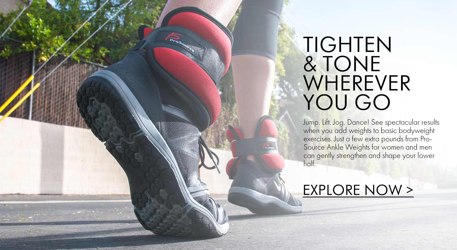 ProSource - Weighted Ankle Weights