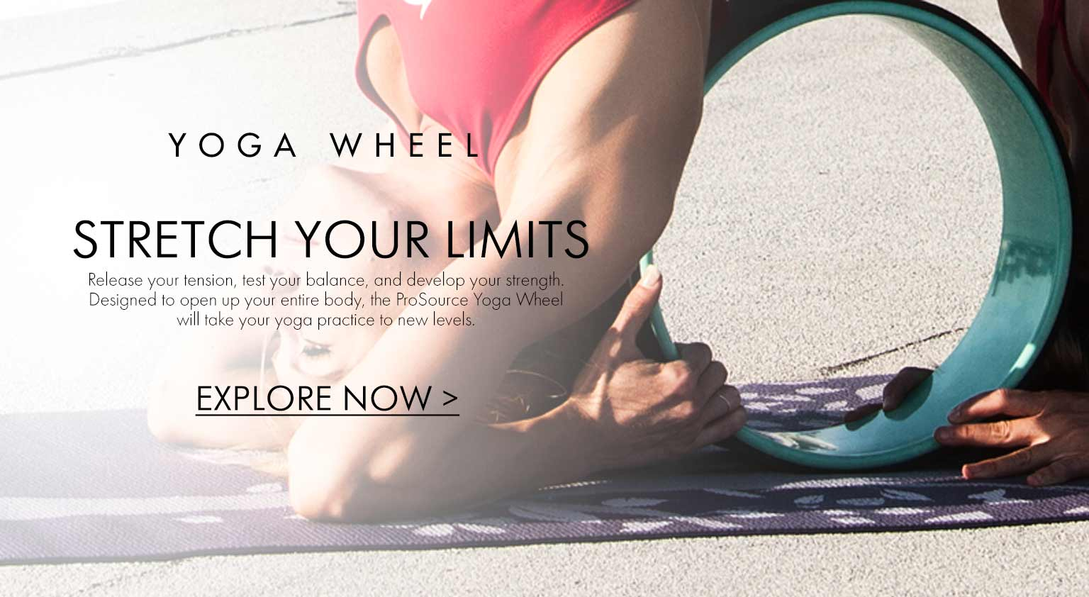 ProSource - Yoga Wheel