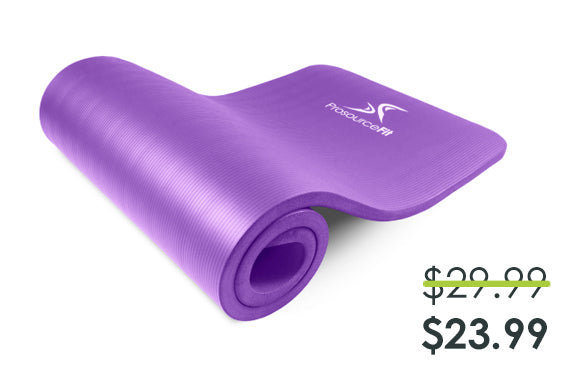 valentines day gift guide for her_prosourcefit extra thick yoga and pilates mat 1 inch