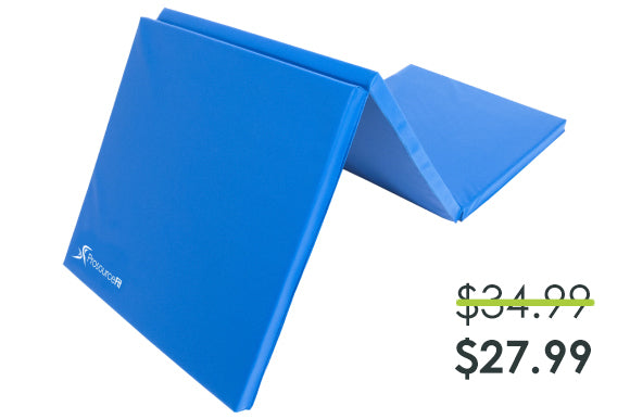 valentines day gift guide for him_prosourcefit tri-fold folding mat