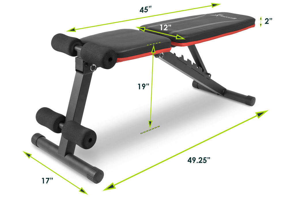 Adjustable Weight Bench Adjustable Weight Bench