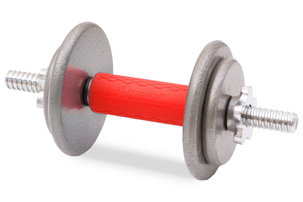 Barbell Grips Red