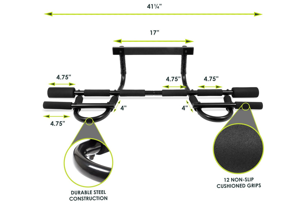 Multi-Grip Pull-Up Bar Multi-Grip Pull-Up Bar