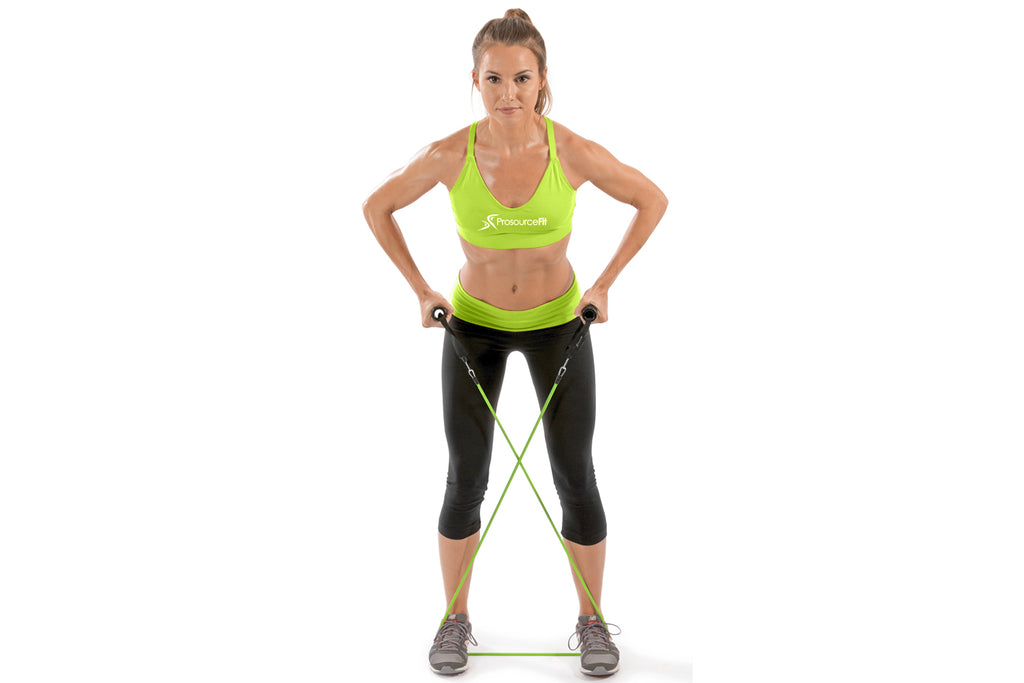 Single Stackable Resistance Band 5 lb to 8 lb