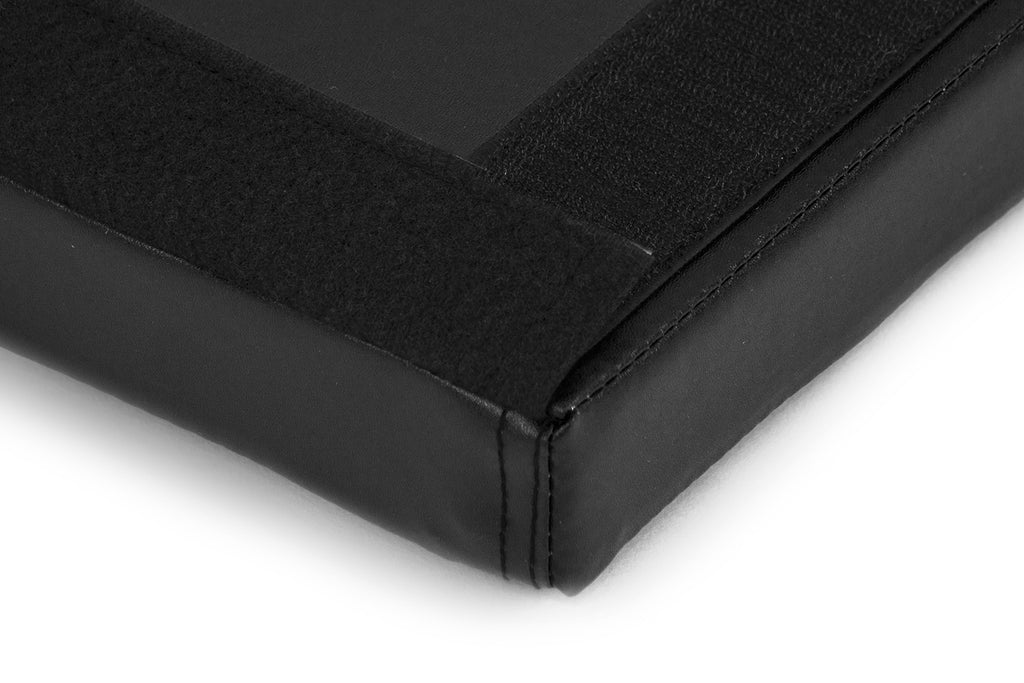 Tri-Fold Folding Exercise Mat 6x4x2 Black