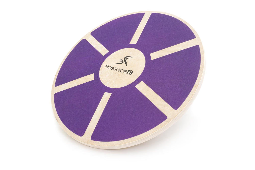 Wooden Balance Board Purple