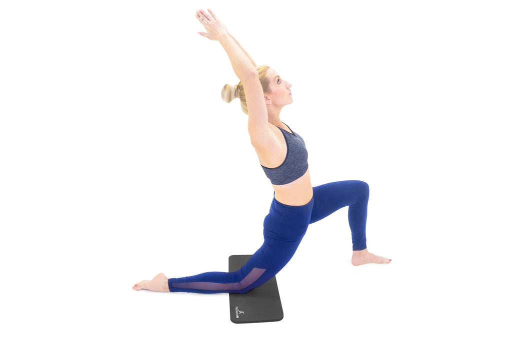Yoga Knee Pad Black