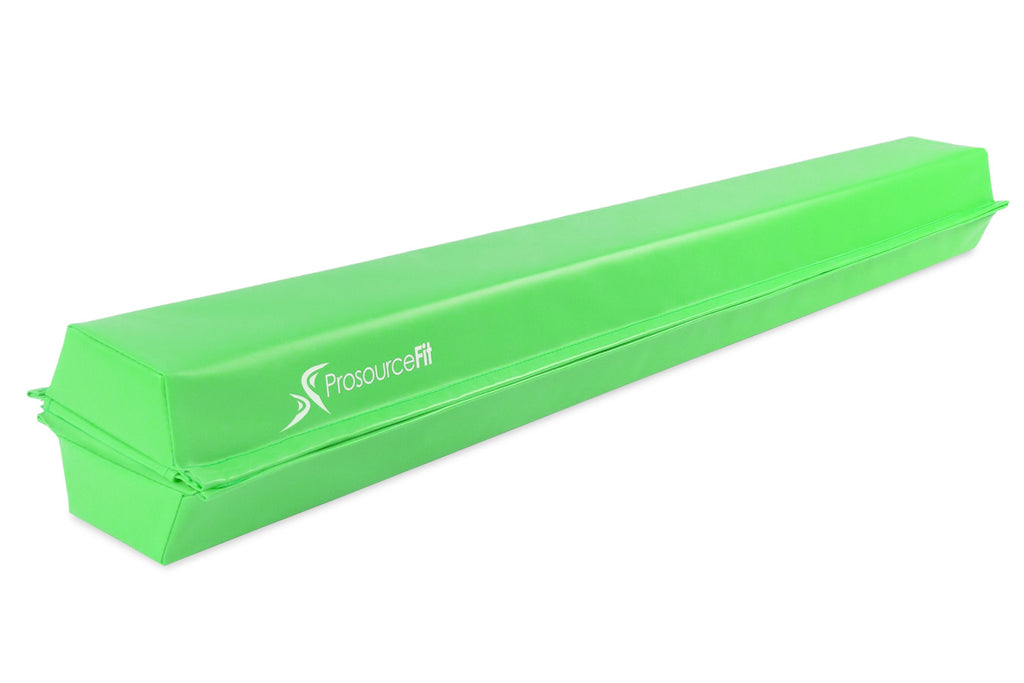 Gymnastics Balance Beam Green