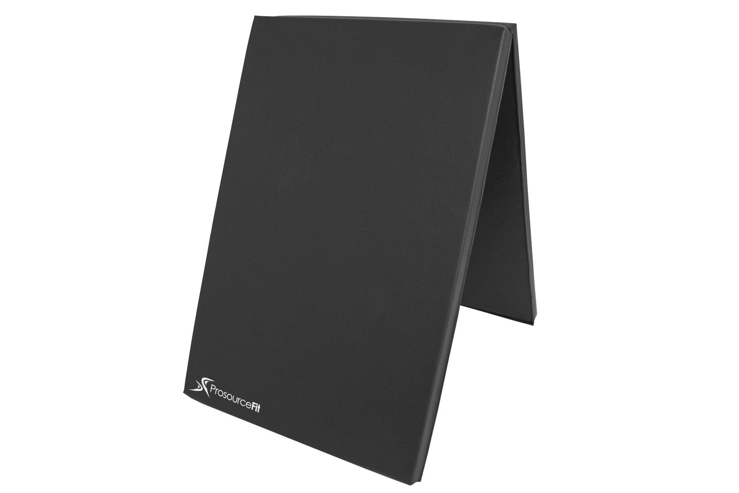 Black Bi-Fold Folding Exercise Mat