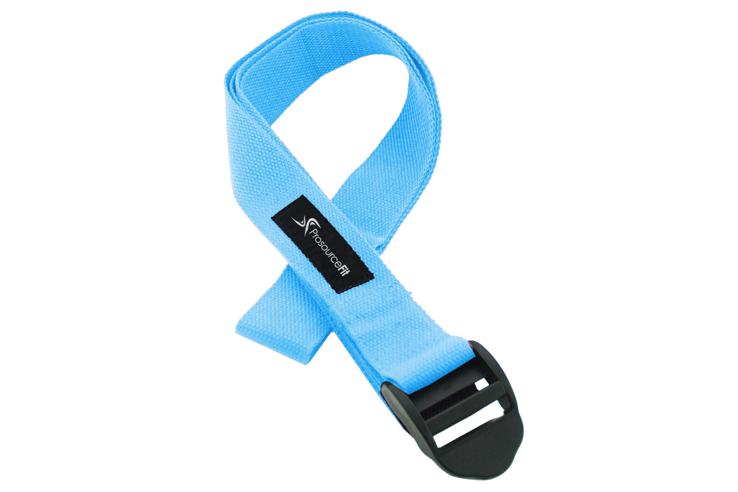 Aqua Cinch Buckle Yoga Strap