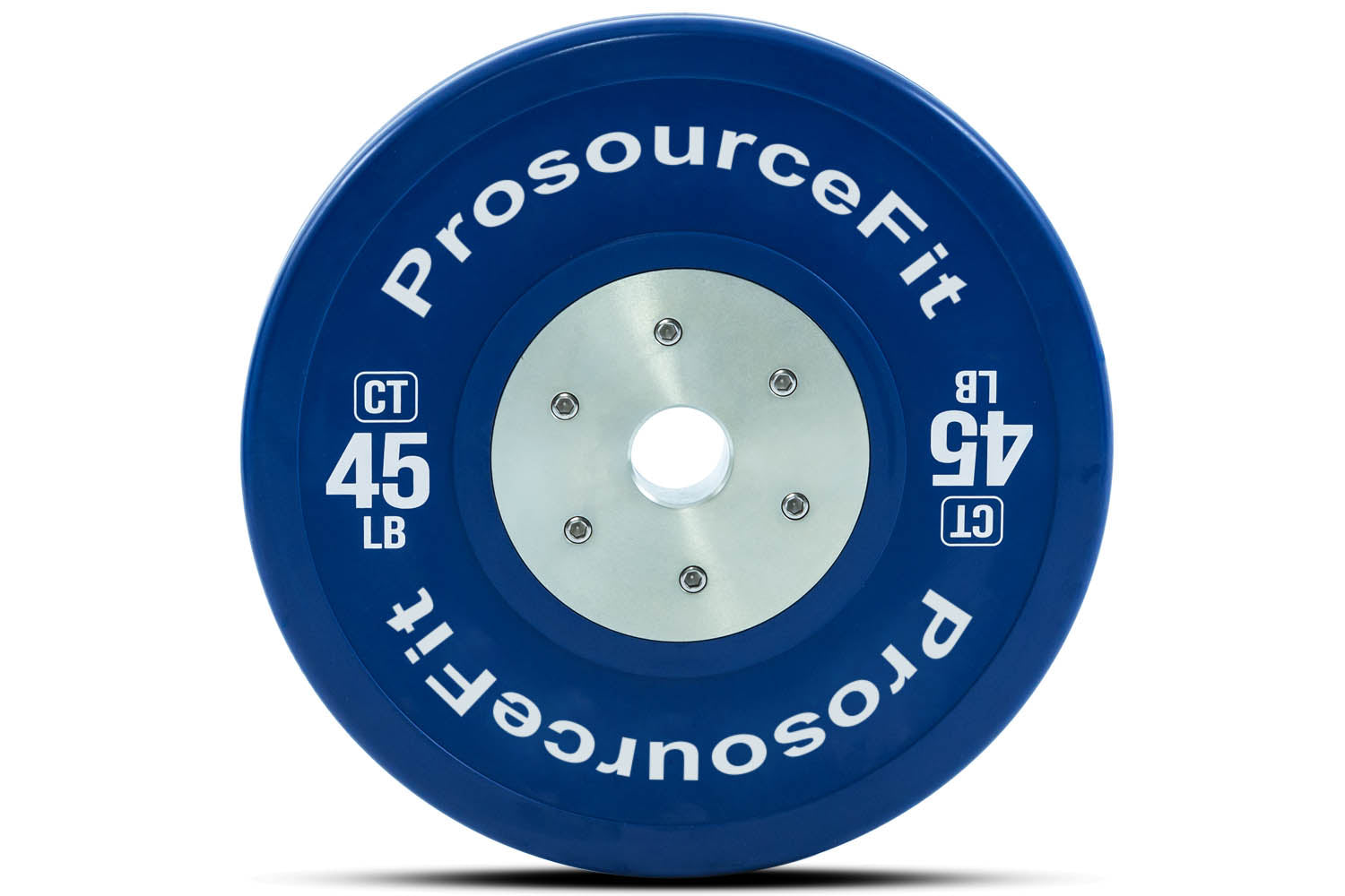 45 lb Color Training Bumper Plates (Set of 2)