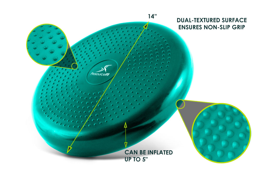 Core Balance Disc Green