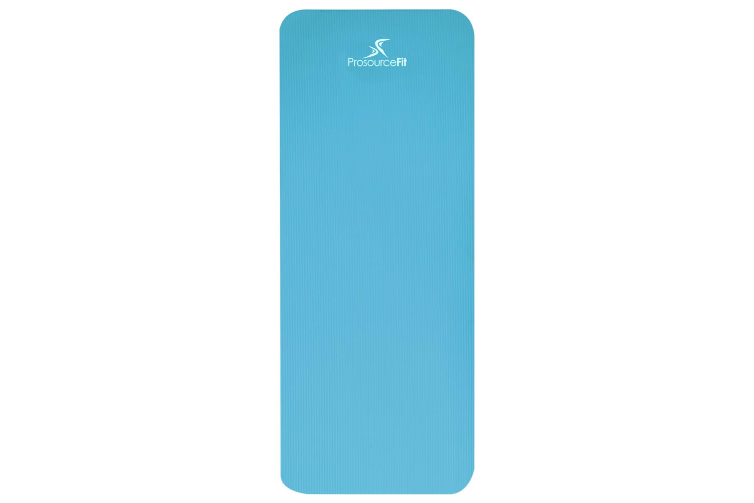 Extra Thick Yoga And Pilates Mat 1 2 Inch Aqua Prosourcefit