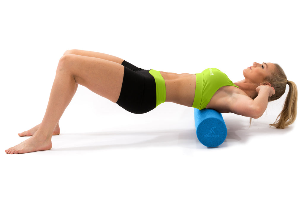 Flex Foam Roller 12x6 Blue