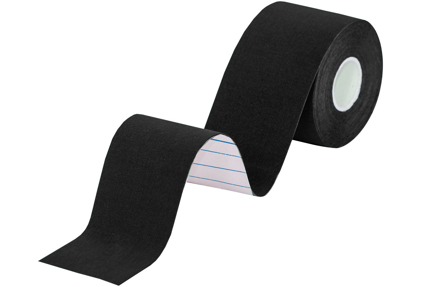Black Sports Kinesiology Tape