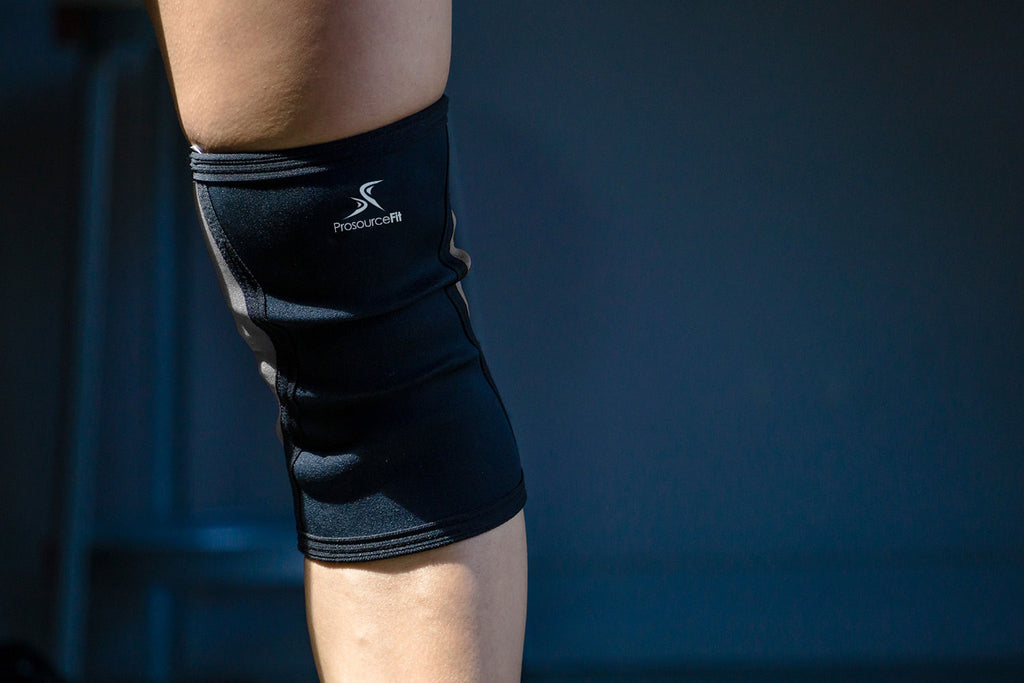 Knee Sleeves Grey-Large