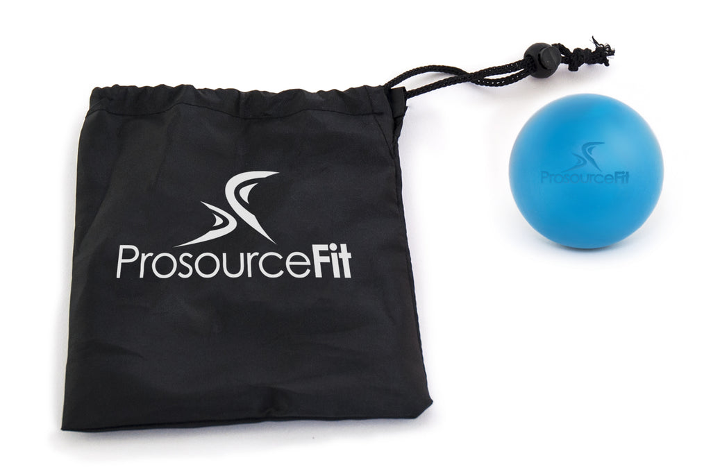 Lacrosse Massage Ball Blue
