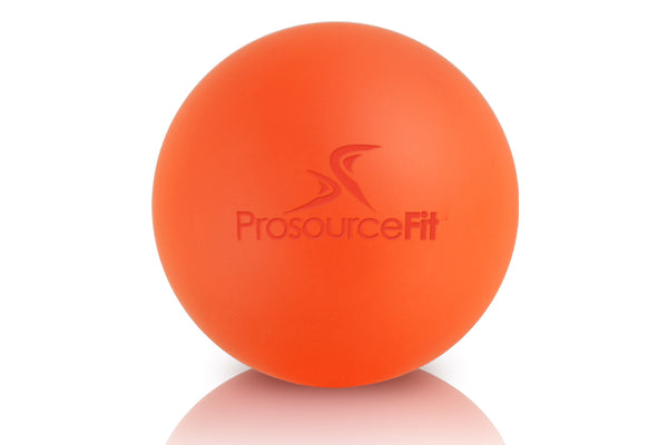 Lacrosse Massage Ball Orange