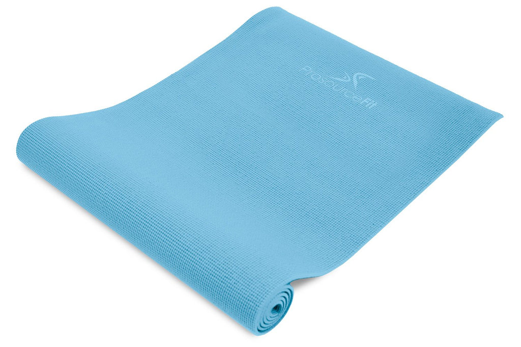 "Original Yoga Mat 1/4"" Aqua"