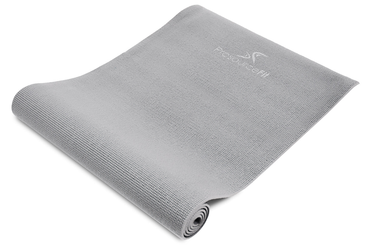 Grey Original Yoga Mat 1/4""