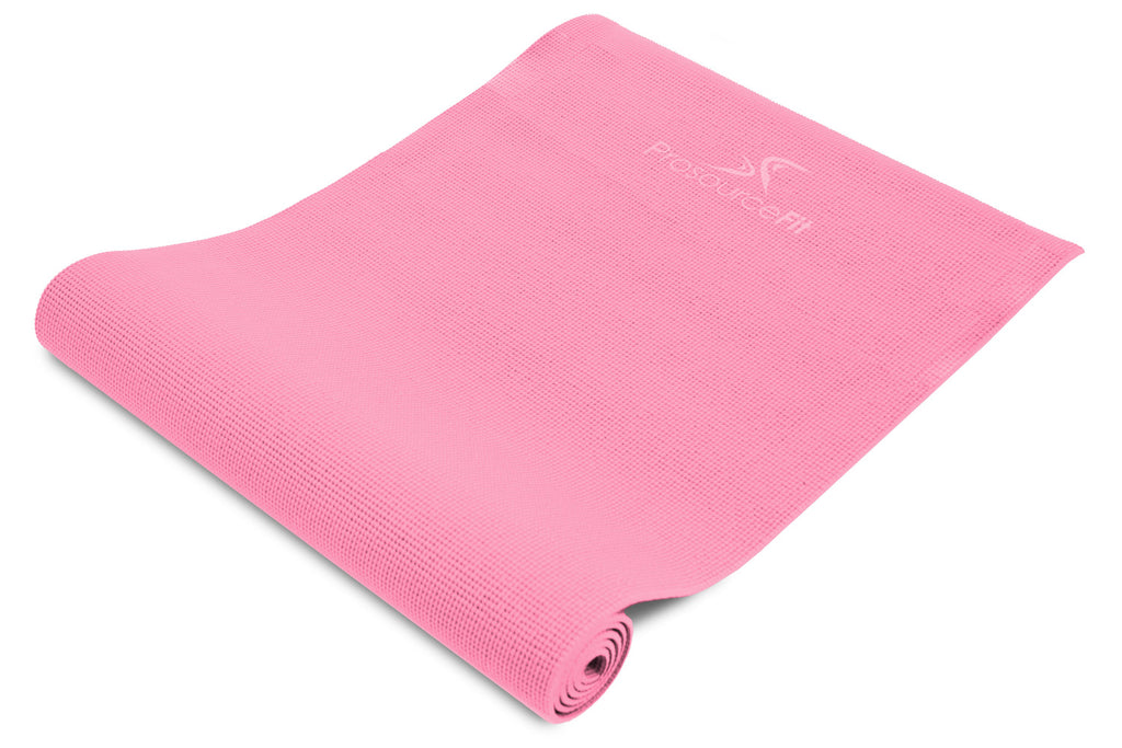 "Original Yoga Mat 1/4"" Pink"