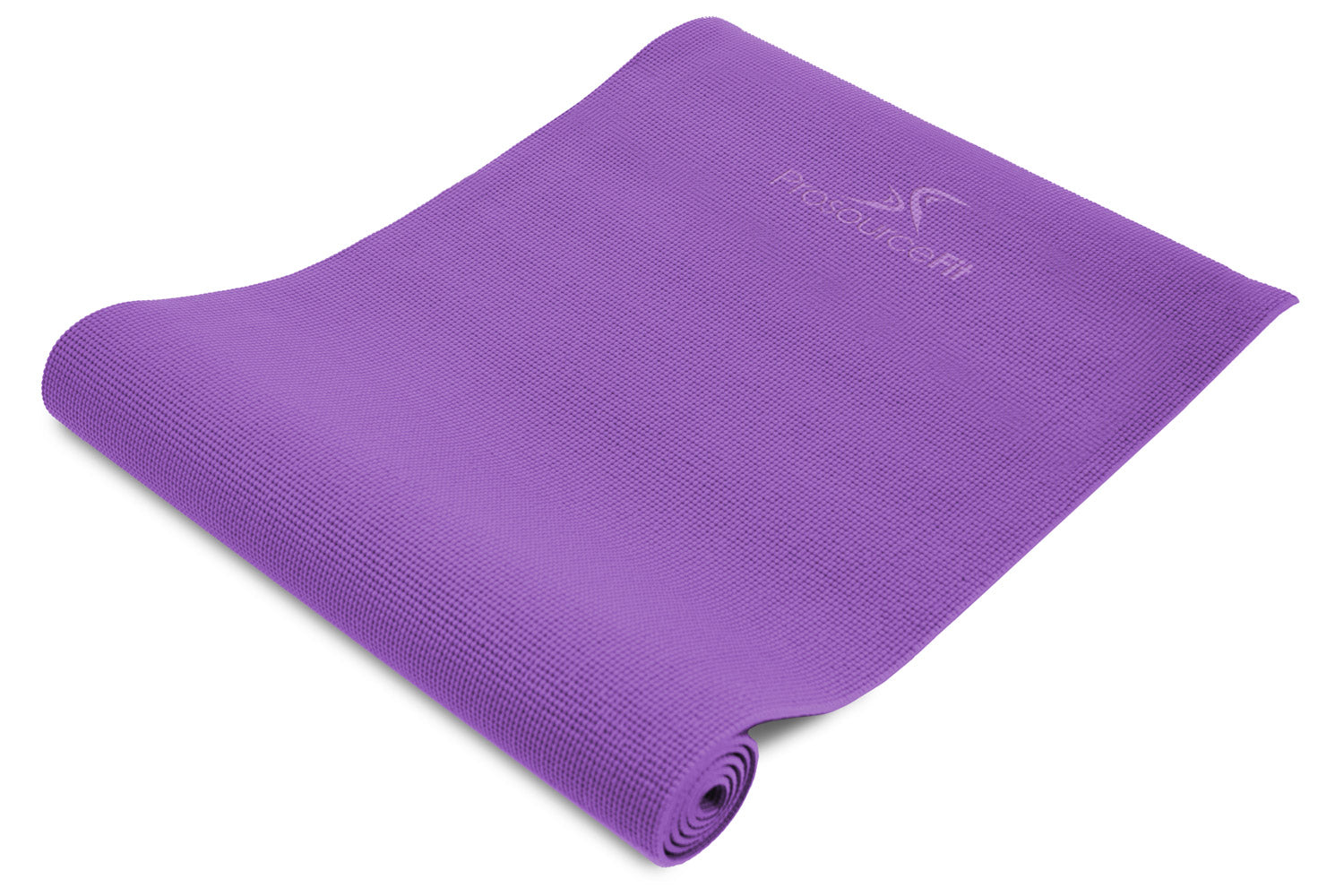 Purple Original Yoga Mat 1/4""