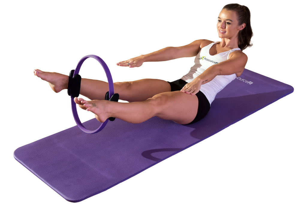 Pilates Resistance Ring Purple