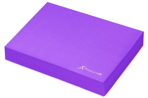 Exercise Balance Pad Purple