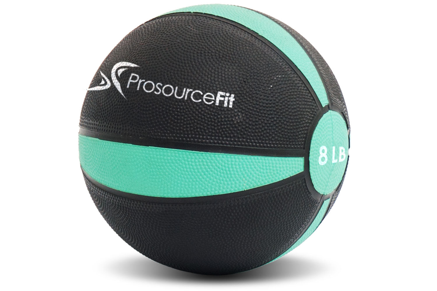 8 lb Rubber Medicine Ball