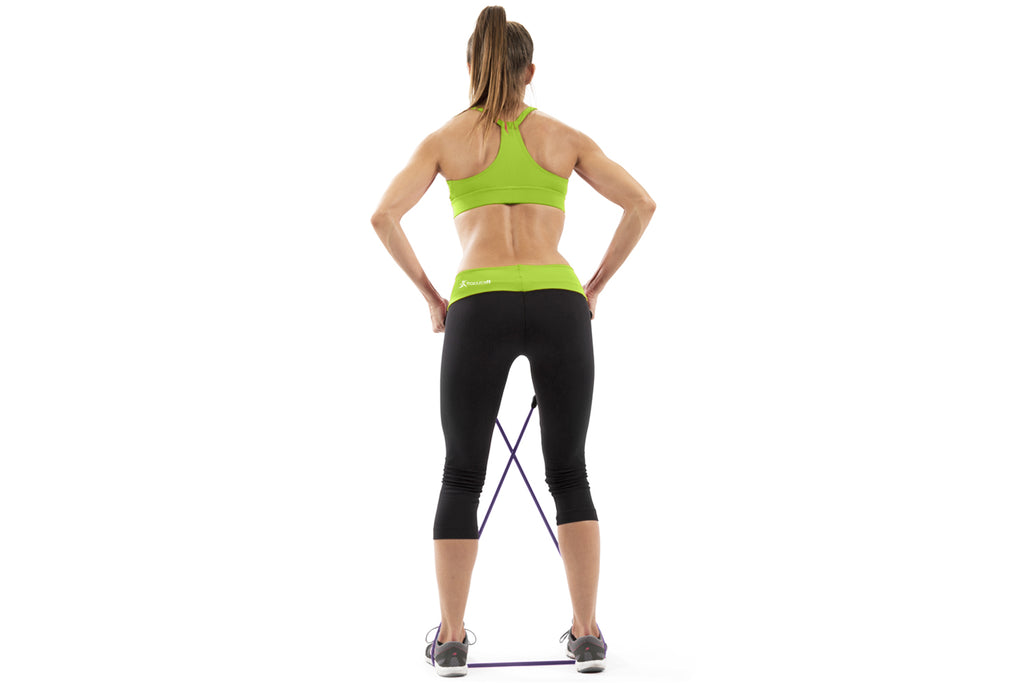 Single Stackable Resistance Band 16 lb to 20 lb