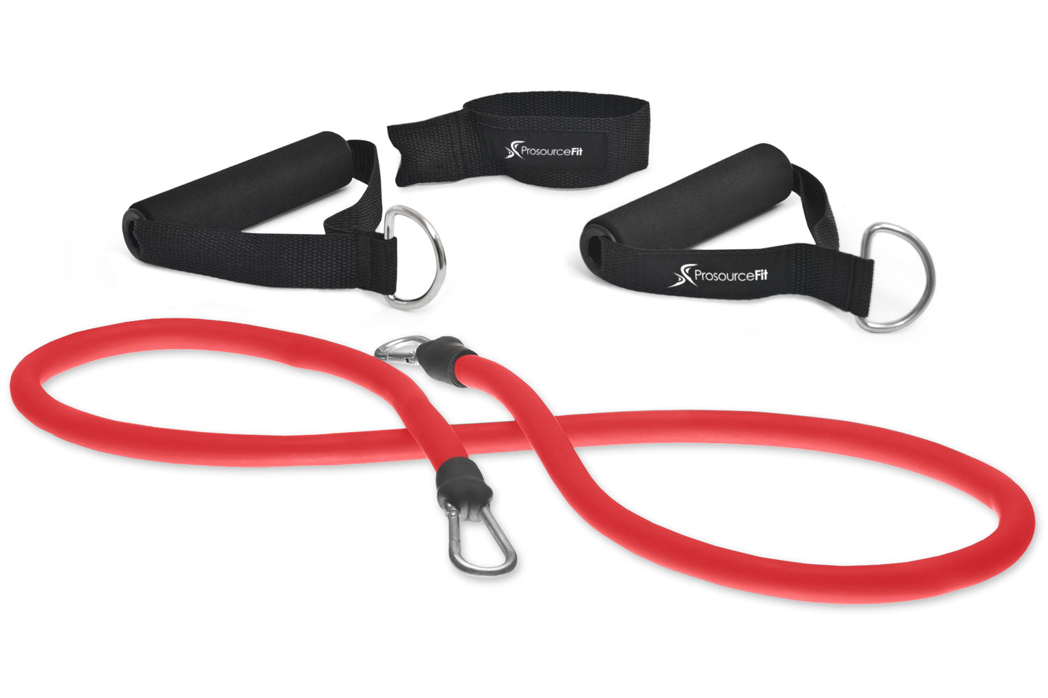 8 lb to 12 lb Single Stackable Resistance Band