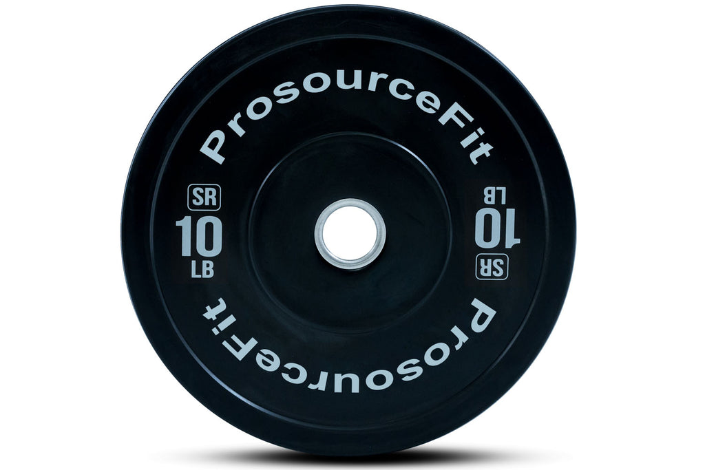 SR Bumper Plates (Single) 10 lb