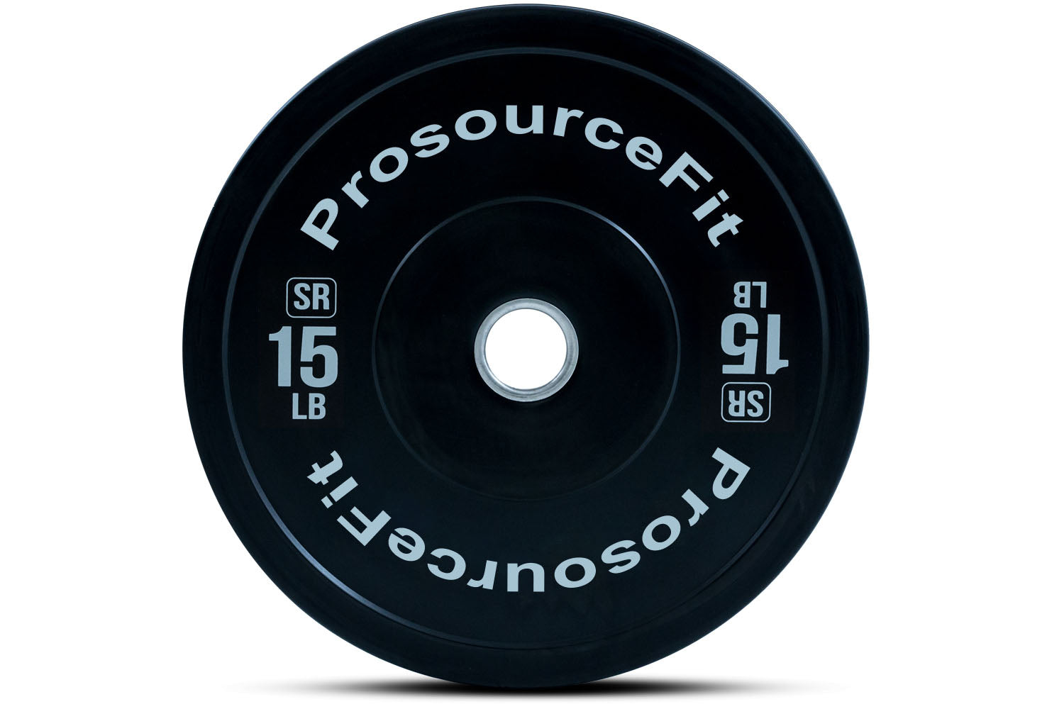 15 lb SR Bumper Plates (Set of 2)