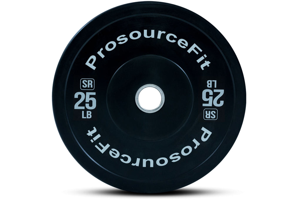 SR Bumper Plates (Set of 2) 25 lb