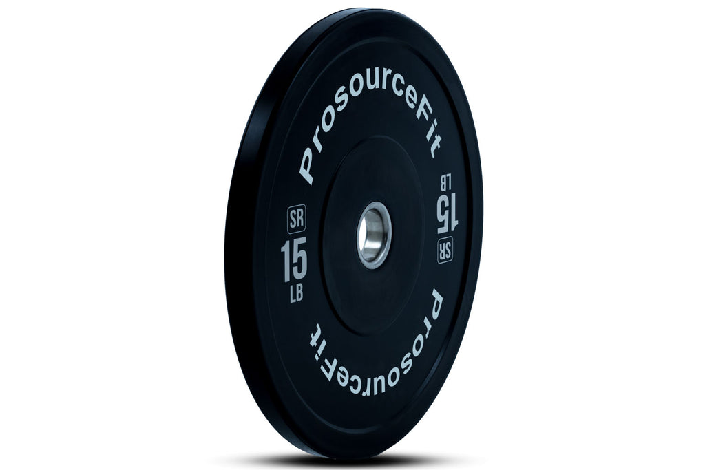 SR Bumper Plates (Set of 2) 15 lb
