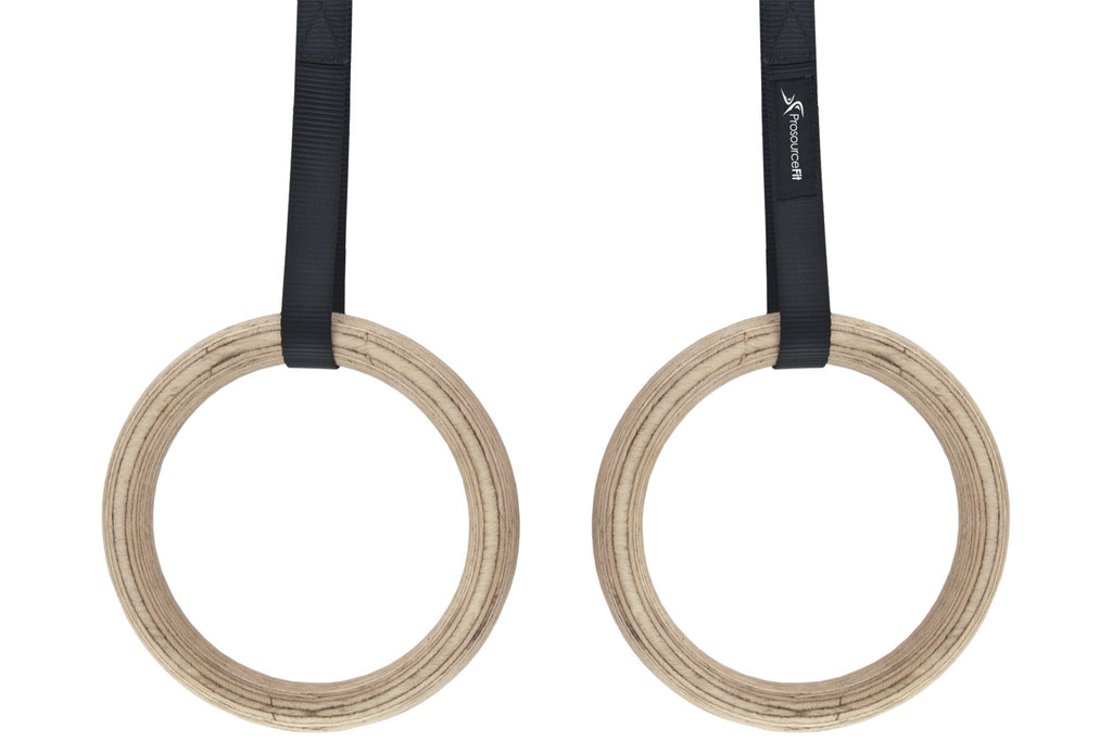 Wooden Gymnastic Rings Wooden Gymnastic Rings