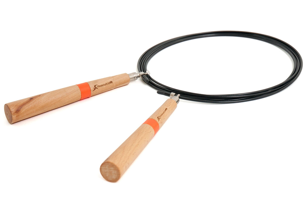 Wooden Speed Jump Rope Wooden Speed Jump Rope