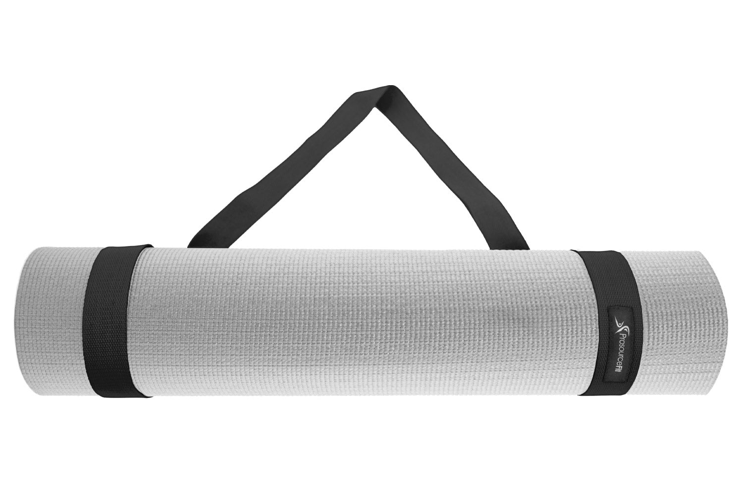 Black Yoga Mat Carrying Sling