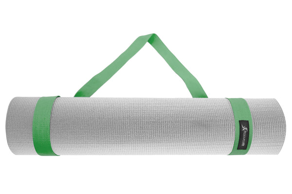 Yoga Mat Carrying Sling Green