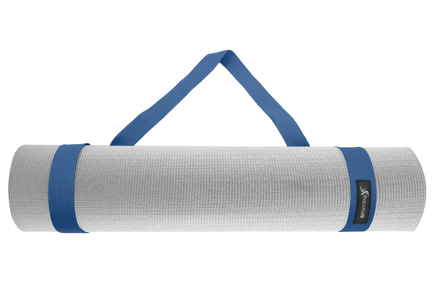 Navy Yoga Mat Carrying Sling