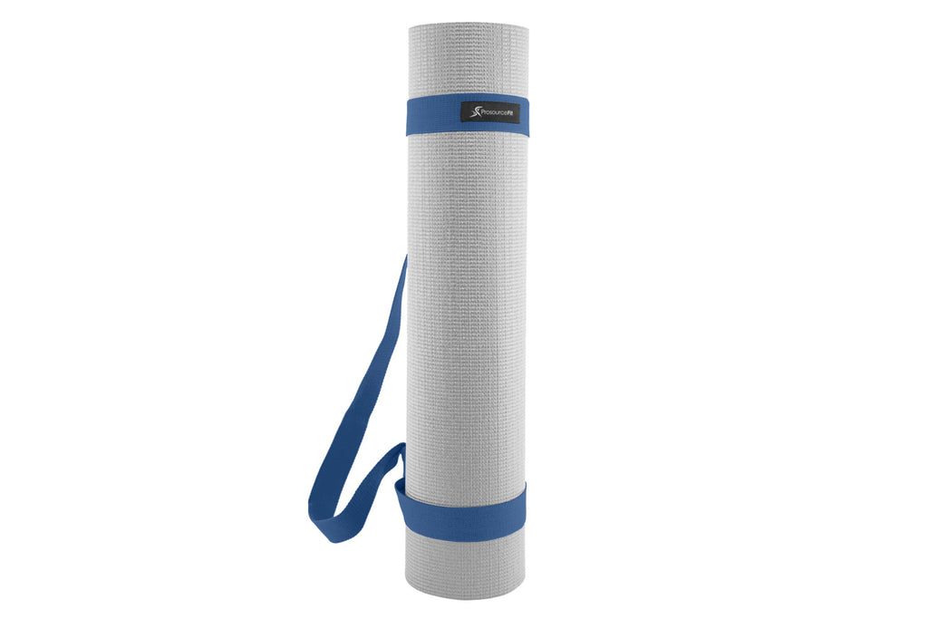 Yoga Mat Carrying Sling Navy