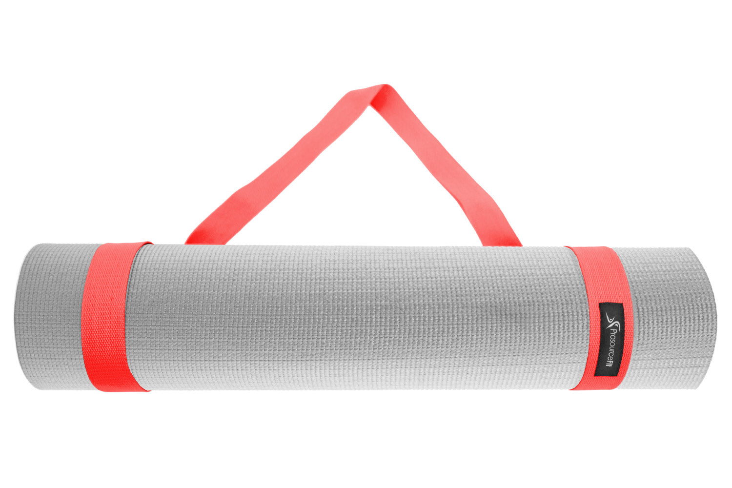 Red Yoga Mat Carrying Sling