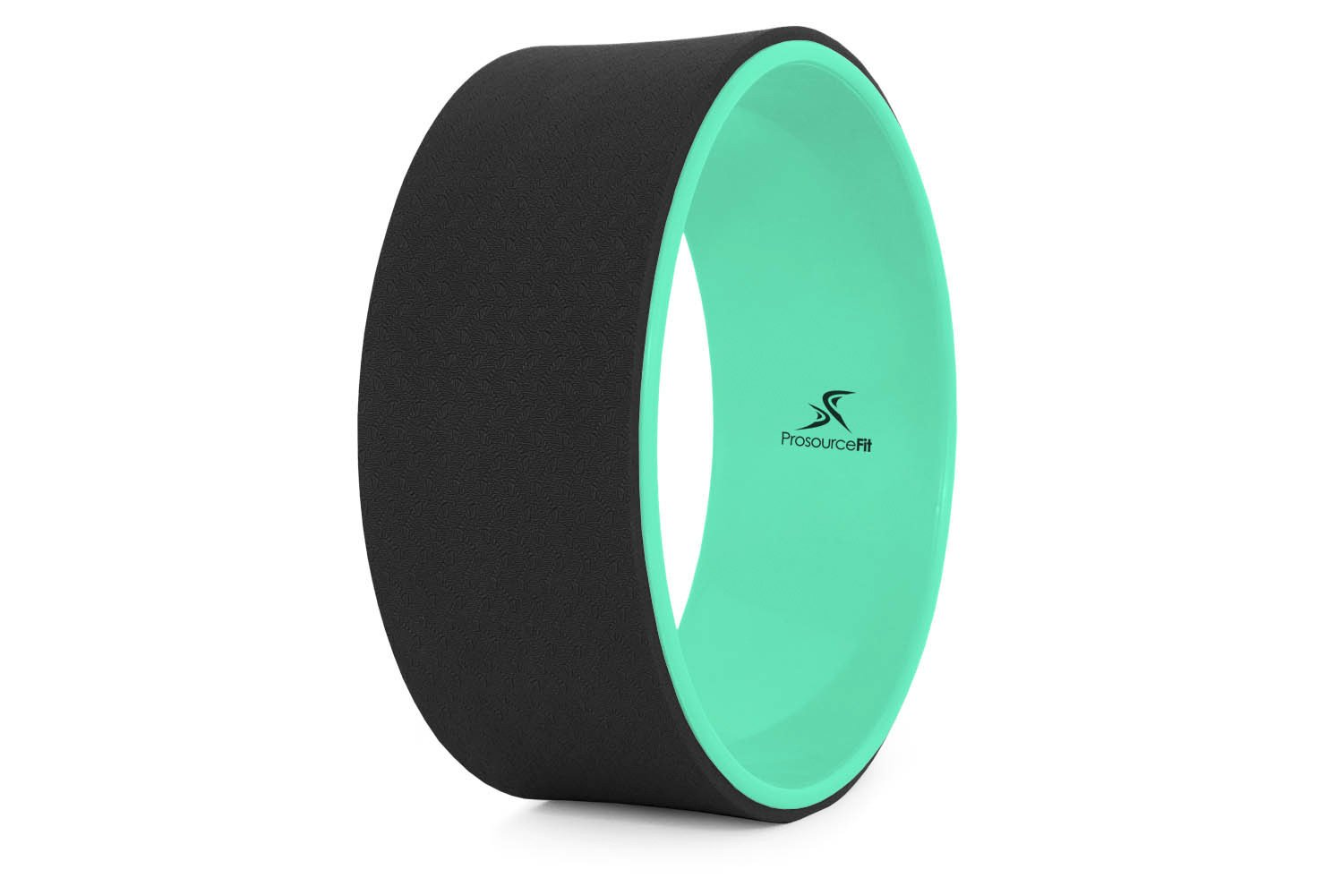 Black-Green Yoga Wheel