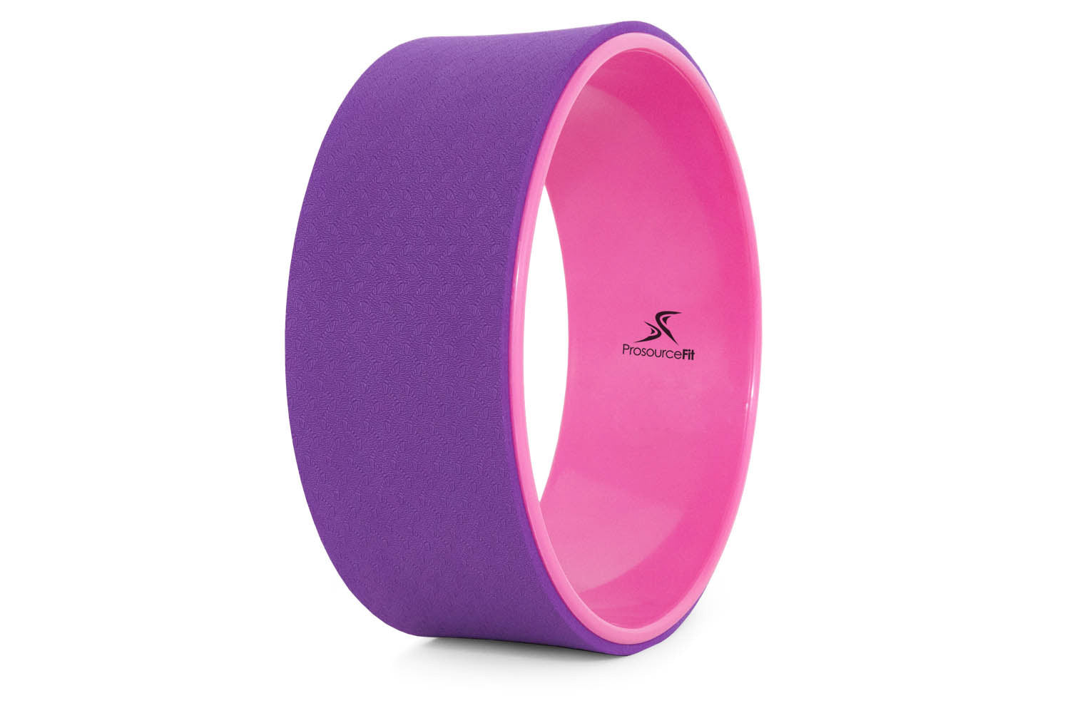 Purple-Pink Yoga Wheel