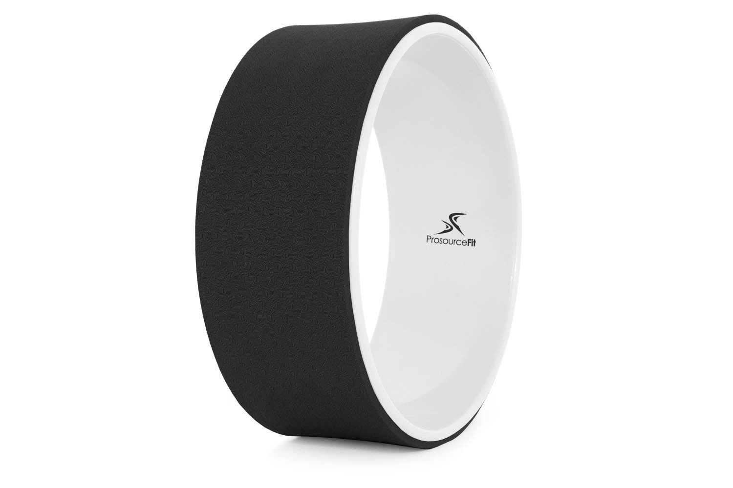 Black-White Yoga Wheel