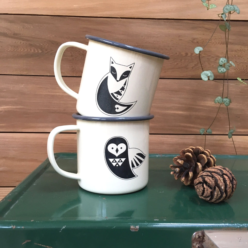Enamel Camping Mug for Kids