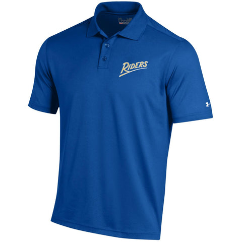 Women's Under Armour Blue Polo